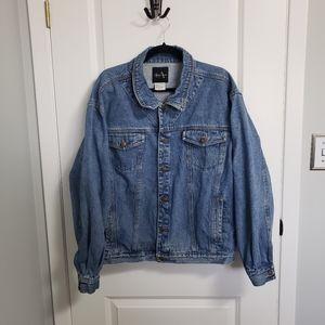 LA BLUES JEANS Blue Denim Jacket